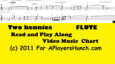 Two Kennies     FLUTE PAVMC