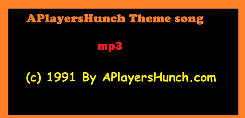 APlayersHunch Theme