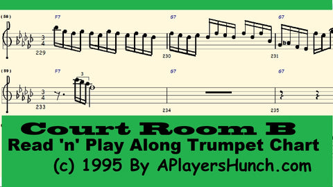 Court Room B     TRUMPET PAVMC