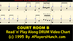 Court Room B      DRUMS PAVMC