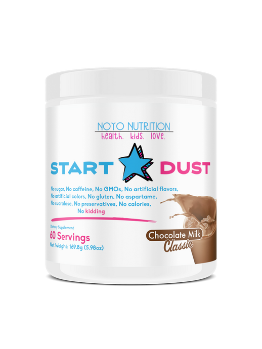 StartDust - Chocolate Milk Classic - 60 Servings