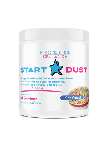 StartDust - Kids Cereal - 60 Servings