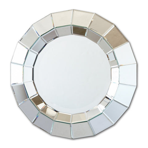 Picture of Ainsworth Round Beveled Mirror