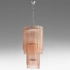 Swizzle Chandelier- Multiple Sizes