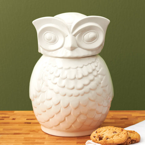 Picture of Owl Cookie Jar