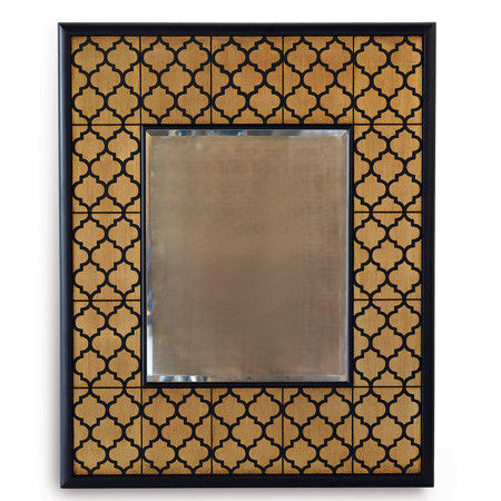 Picture of Parker Gold Leaf Mirror