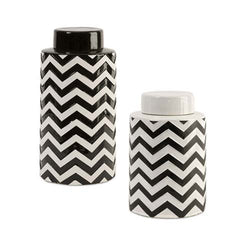 Chevron Canisters