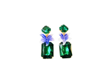 Load image into Gallery viewer, The Pink Reef wild orchid emerald gem