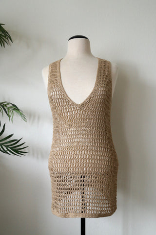 MODA Crochet Swim Cover