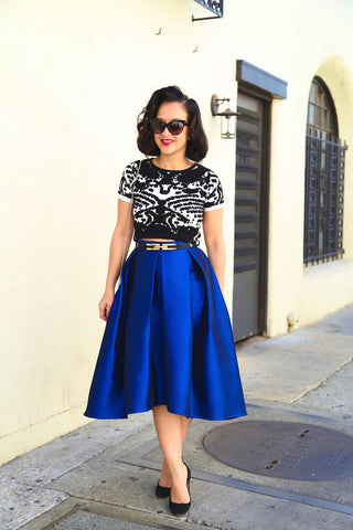 * MADE TO ORDER: The High Low Skirt