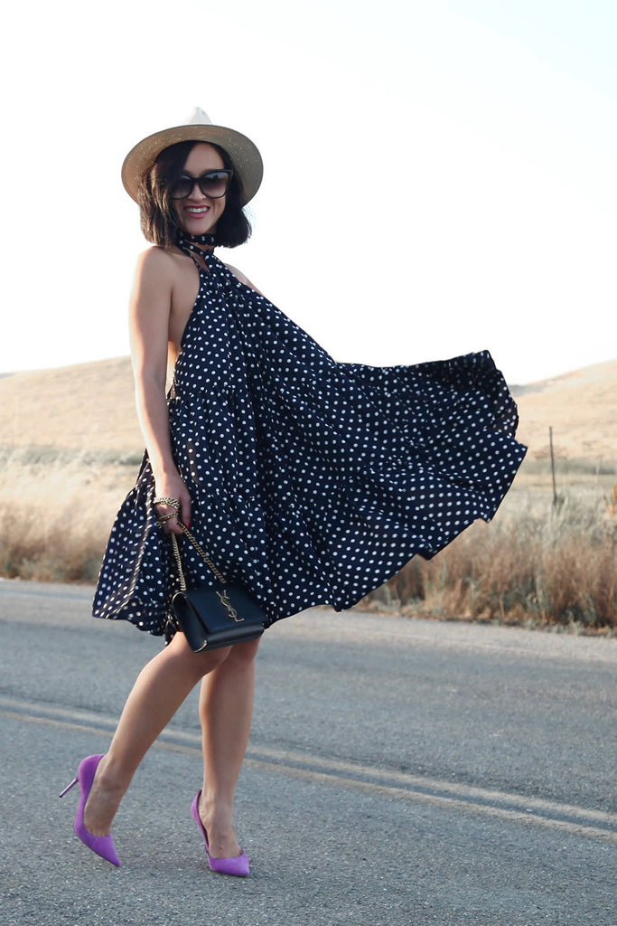 * MADE TO ORDER: Sweet Nothings Tier Ruffles Dress