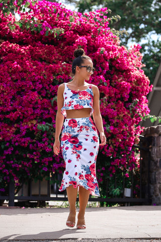 * MADE TO ORDER: The Bella Rosa Set