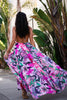 Easy Breezy Open Back Maxi Dress