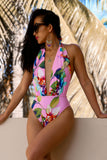 * MADE TO ORDER: The Marilyn Halter One Piece Swimsuit