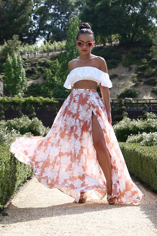 The Maxi Moment Skirt