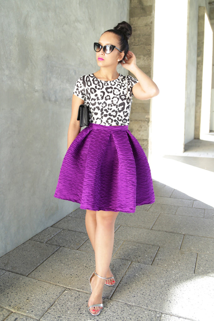 * MADE TO ORDER:  The Passion Skirt