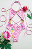 * MADE TO ORDER: One Piece Cut Out Swimsuit