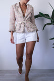 Pastel Tweed Jacket