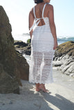 KTR White Lace Dress