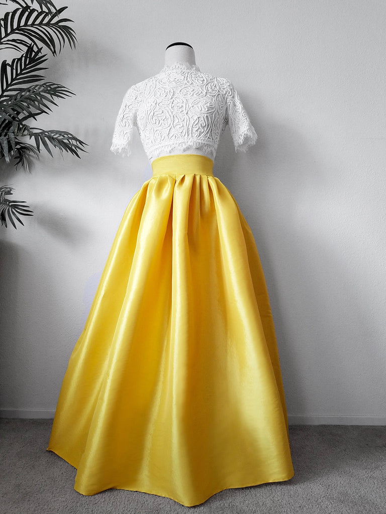 * MADE TO ORDER: The Floor Length Skirt