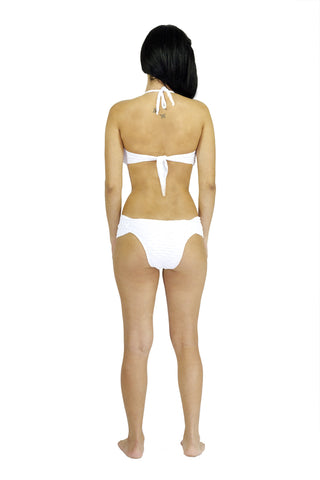 White Plains Bikini Set