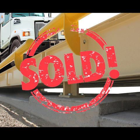 Used 2019 Cardinal Armor Steel Deck Truck Scale 70 x 11 - For Sale in Texas