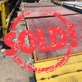Used 2012 Fairbanks Matrix Low Profile Truck Scale, 30 x 10 - For Sale in Utah