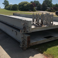 Used 2005 Thurman Steel Deck Truck Scale, 60 x 10 - For Sale in North Carolina