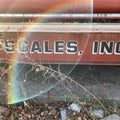 Used B-Tek Steel Deck Truck Scale, 72 x 11, 100 Ton Capacity - For Sale in Indiana