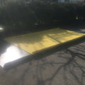 "Used Light Duty Cardinal Axle/Floor Scale, 10"" x 6"" with ramps"