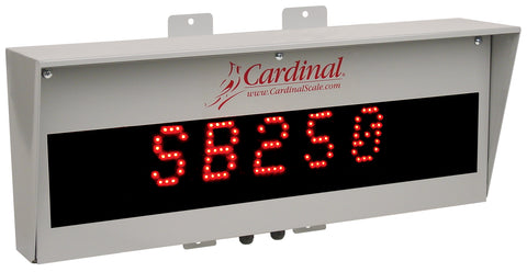 "Cardinal, SB250, 2.6"" LED Wide Angle Long Range Remote Display"