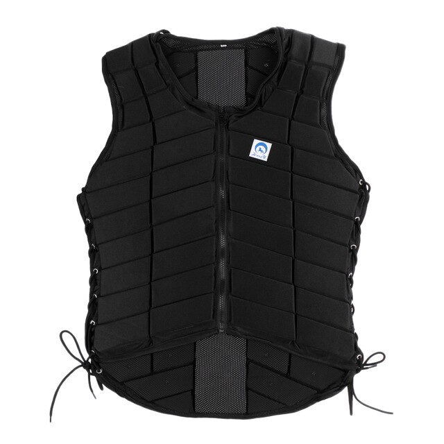 Outdoor Safety Horse Riding Equestrian Vest - azponysolutions
