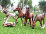 Horse Toy set in action Figures - azponysolutions
