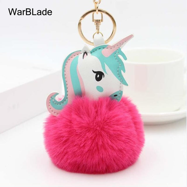 35 Colors Horse Key Chain - azponysolutions
