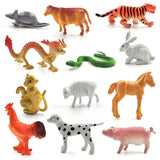 Farm animal model action figure - azponysolutions
