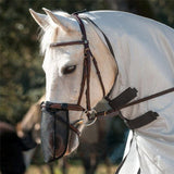 Horse Detachable Mesh Mask With Nasal Cover - azponysolutions