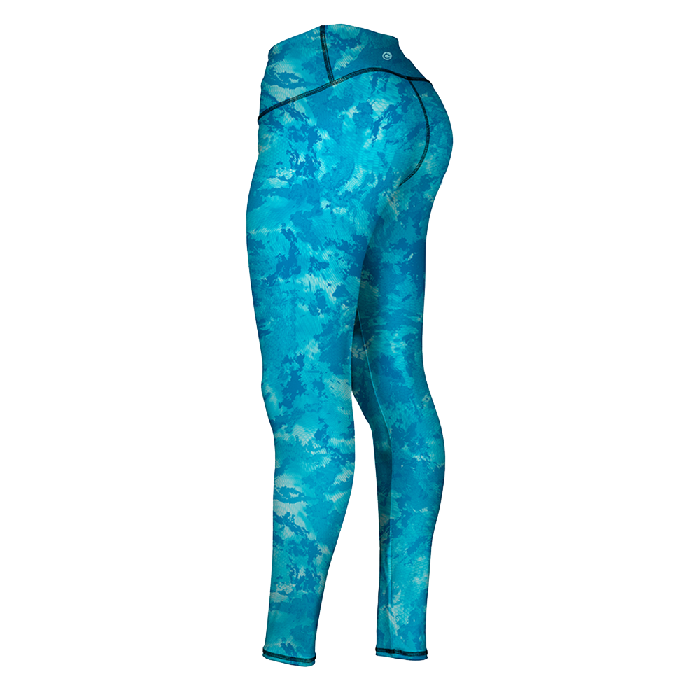 KARNEVORE KALM FISHING LEGGING - CAMO