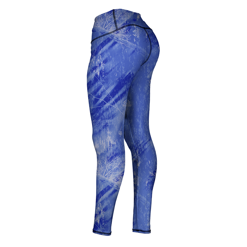 REALTREE FISHING LEGGING - ROYAL BLUE