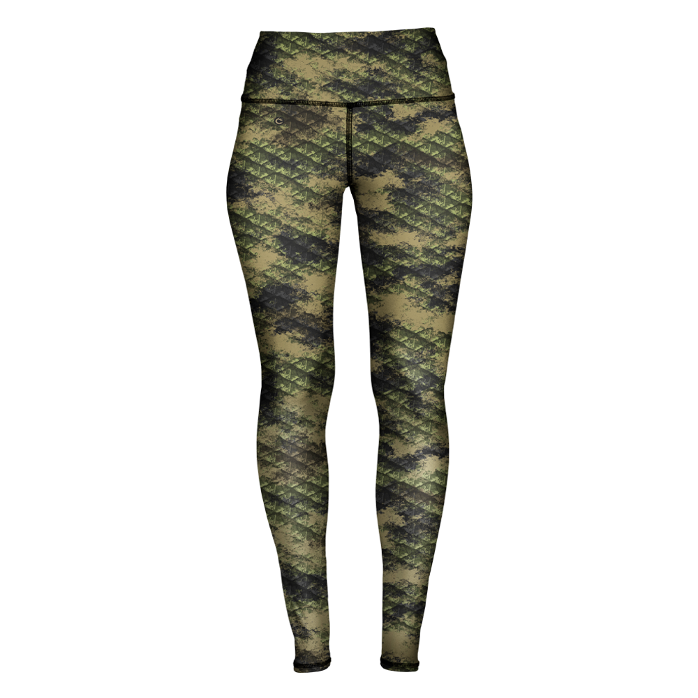 COASTAL SKALES FISHING LEGGING - CAMO
