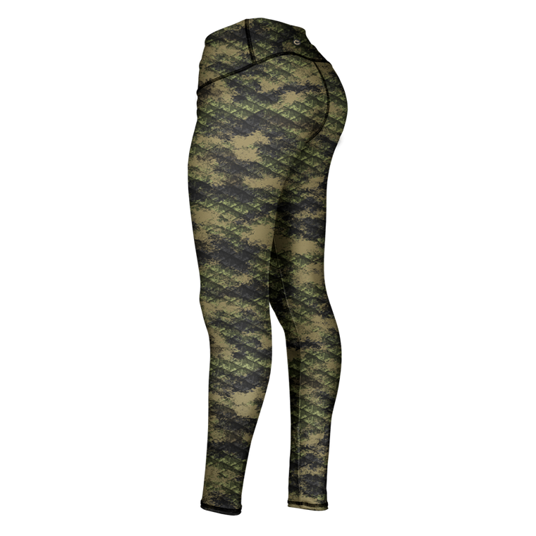 COASTAL SKALEZ FISHING LEGGING - CAMO
