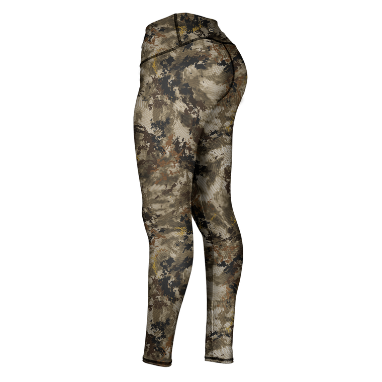 KARNEVORE LEGGING - WATERFOWL