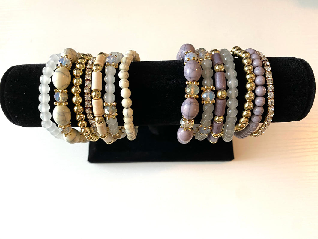 Stacked Bracelet Set