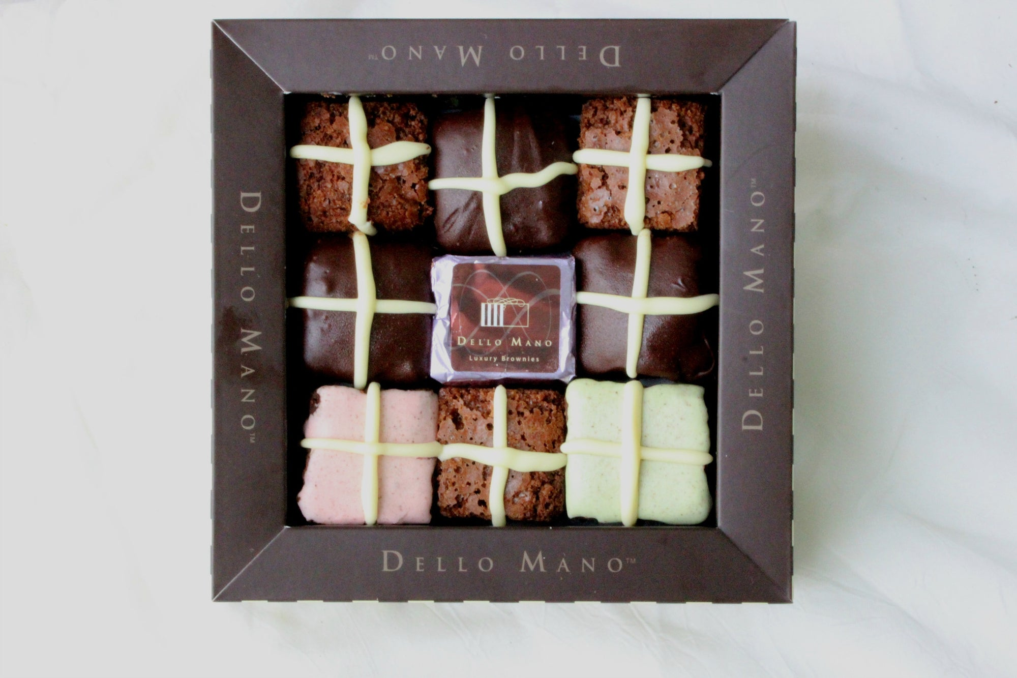 DELLO MANO SAYS MOVE OVER EASTER BUNNY, MAKE WAY FOR THE EASTER BROWNIE