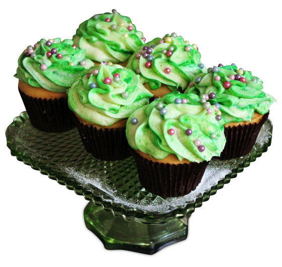 Dello mano listed in brisbane best easter gifts and treats list dello mano launches a festive christmas cupcake negle Images