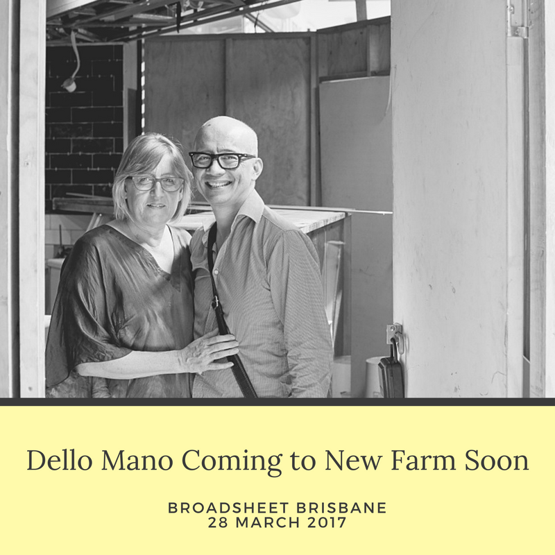 Dello Mano Opening Soon at Merthyr Village