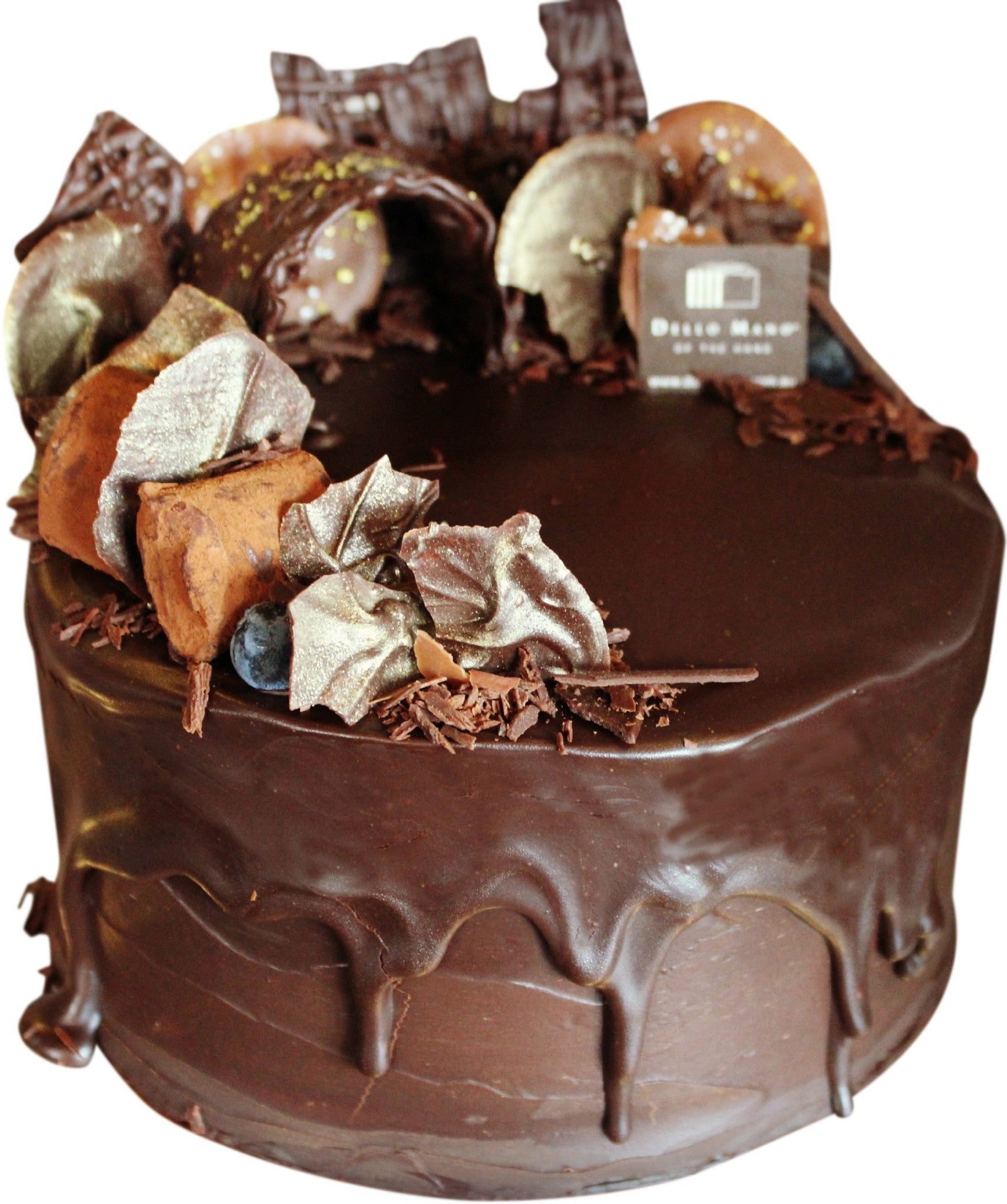 Devine Chocolate Mousse Cake listed in Brisbane Best Cakes