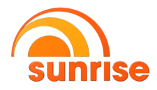 The Channel 7 Sunrise Logo