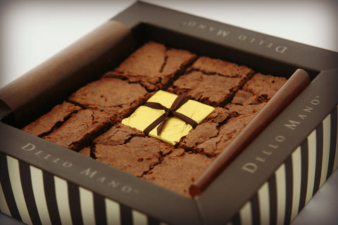 Dello Mano Luxury Brownie Gift Box