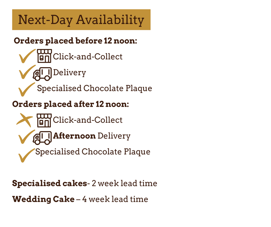 Next Day Availability