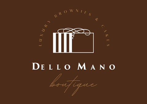 Dello Mano Boutique Logo for the Winter Garden